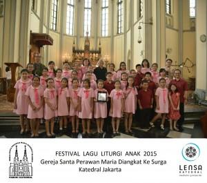 Paduan Suara Anak St. Angela